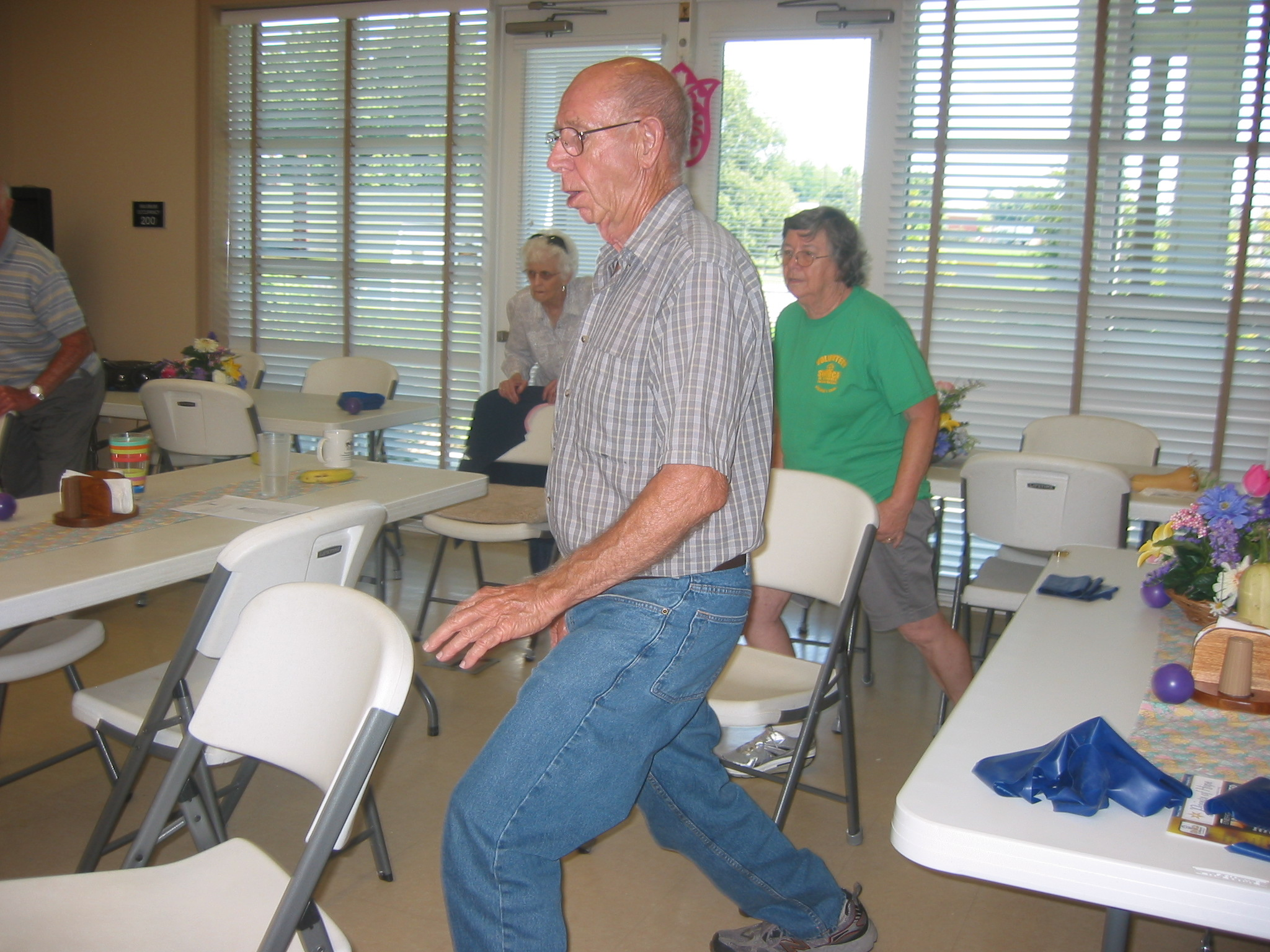 Wellness and Fitness Activities   Newburgh Senior Center